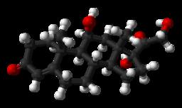 256px-Cortisol-3D-balls